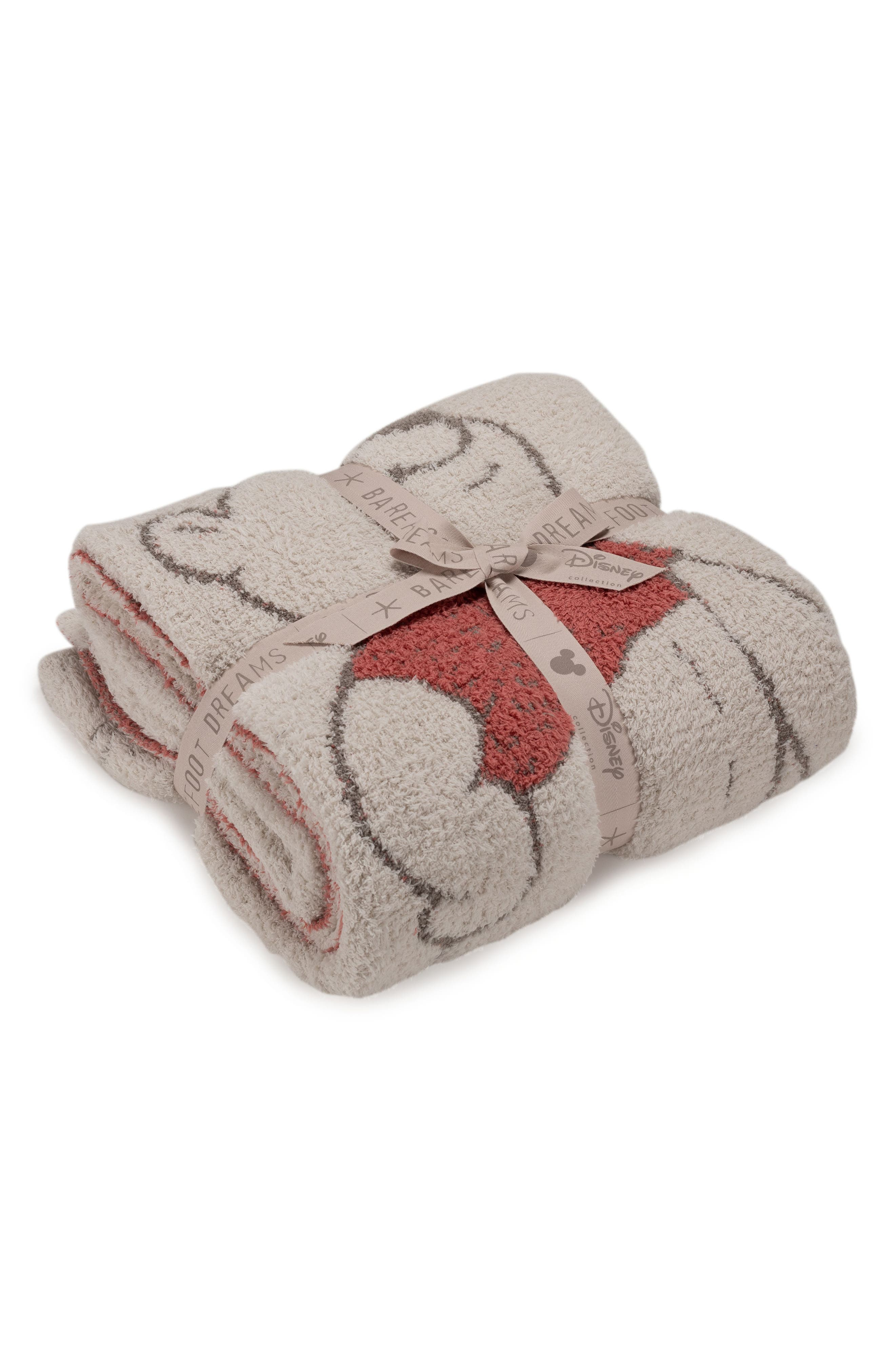 ,                             CozyChic<sup>™</sup> Disney Winnie the Pooh Blanket,                             Alternate thumbnail 4, color,                             ALMOND MULTI