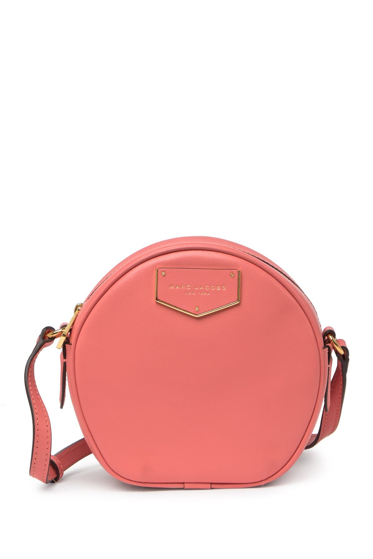Image of Marc Jacobs Voyager Circle Crossbody Bag