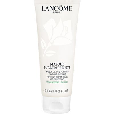 Lancome Pure Empreinte Masque Purifying Mineral Mask