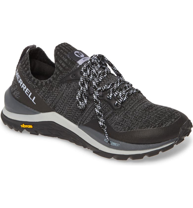 MERRELL Mag-9 Training Shoe, Main, color, BLACK FABRIC