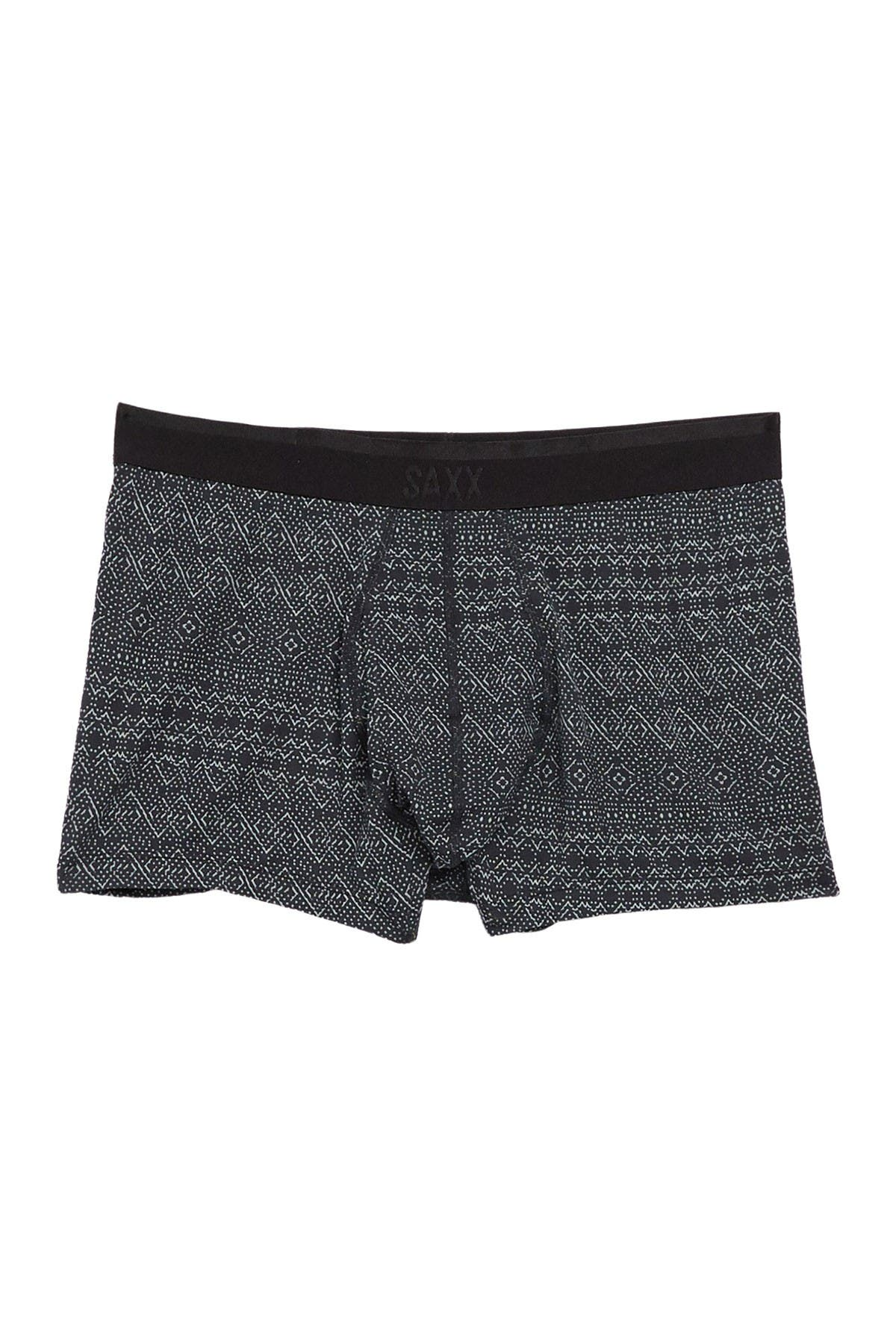 Image of SAXX Platinum Patterned Trunks