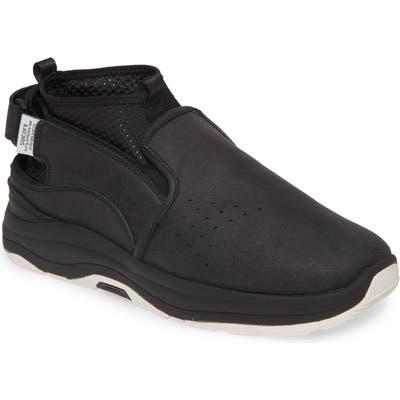 Suicoke Rack Sneaker, Black