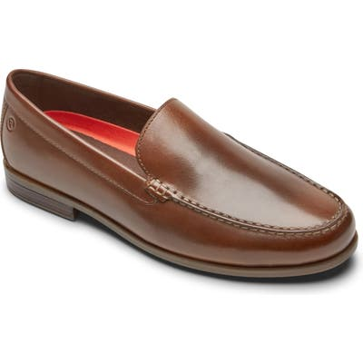 Rockport Cll2 Loafer- Brown