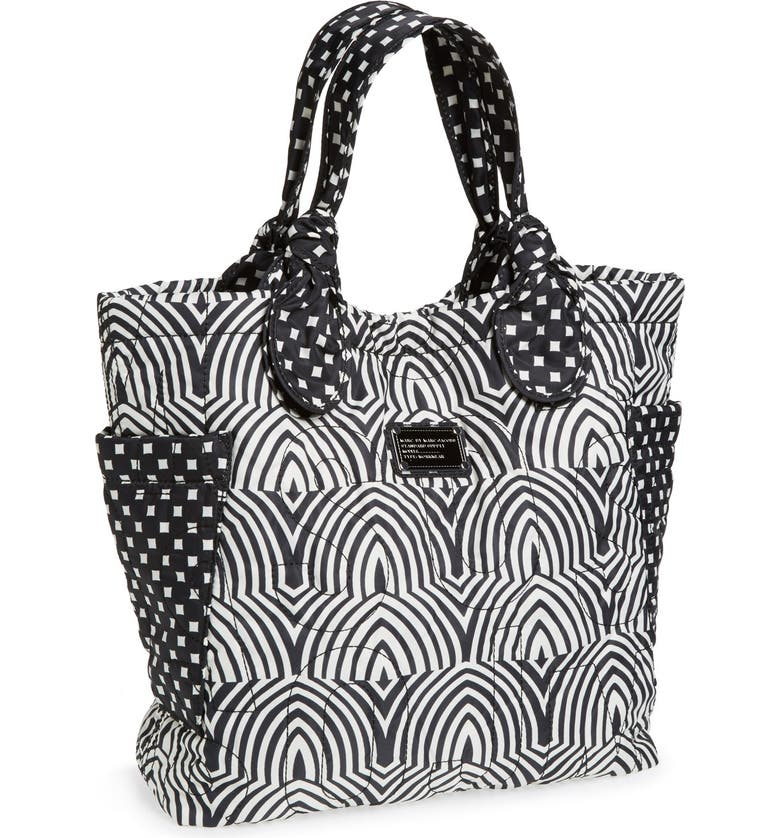 MARC JACOBS MARC BY MARC JACOBS 'Pretty Tate - Medium' Tote, Main, color, 001