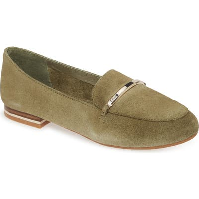 Kenneth Cole New York Bit Loafer- Green