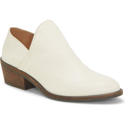 Lucky Brand Fausst Bootie- White