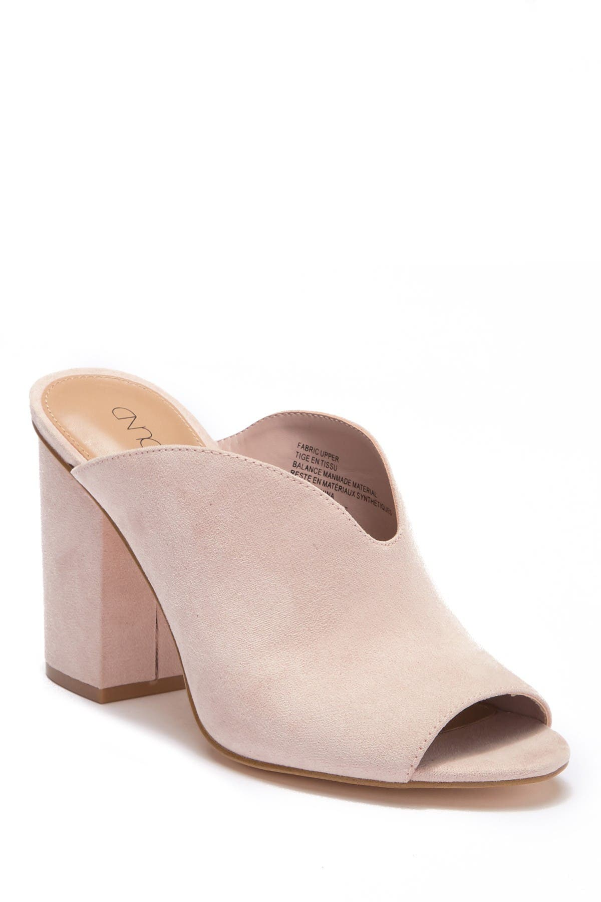 Image of Abound Tyla Block Heel Heel Mule