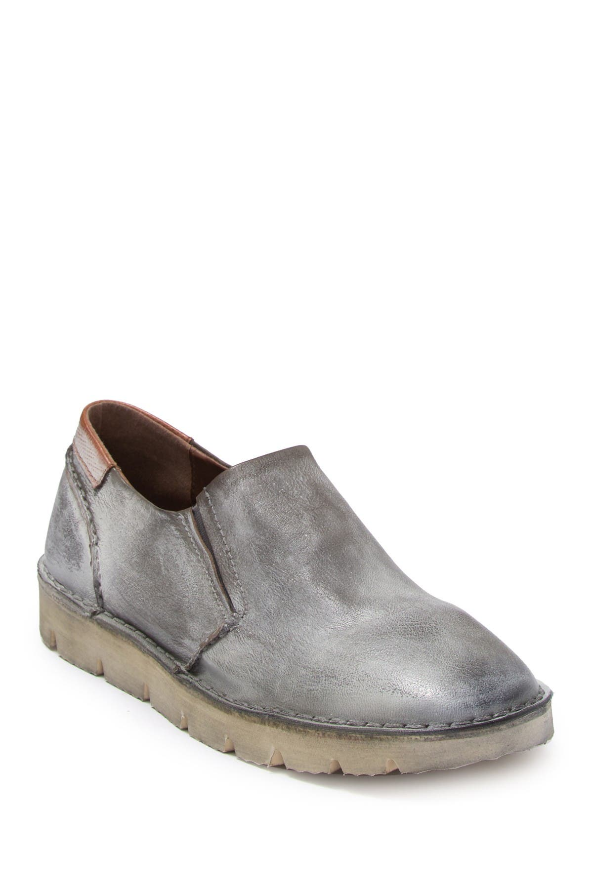 Image of Roan Cal Leather Slip-On Sneaker