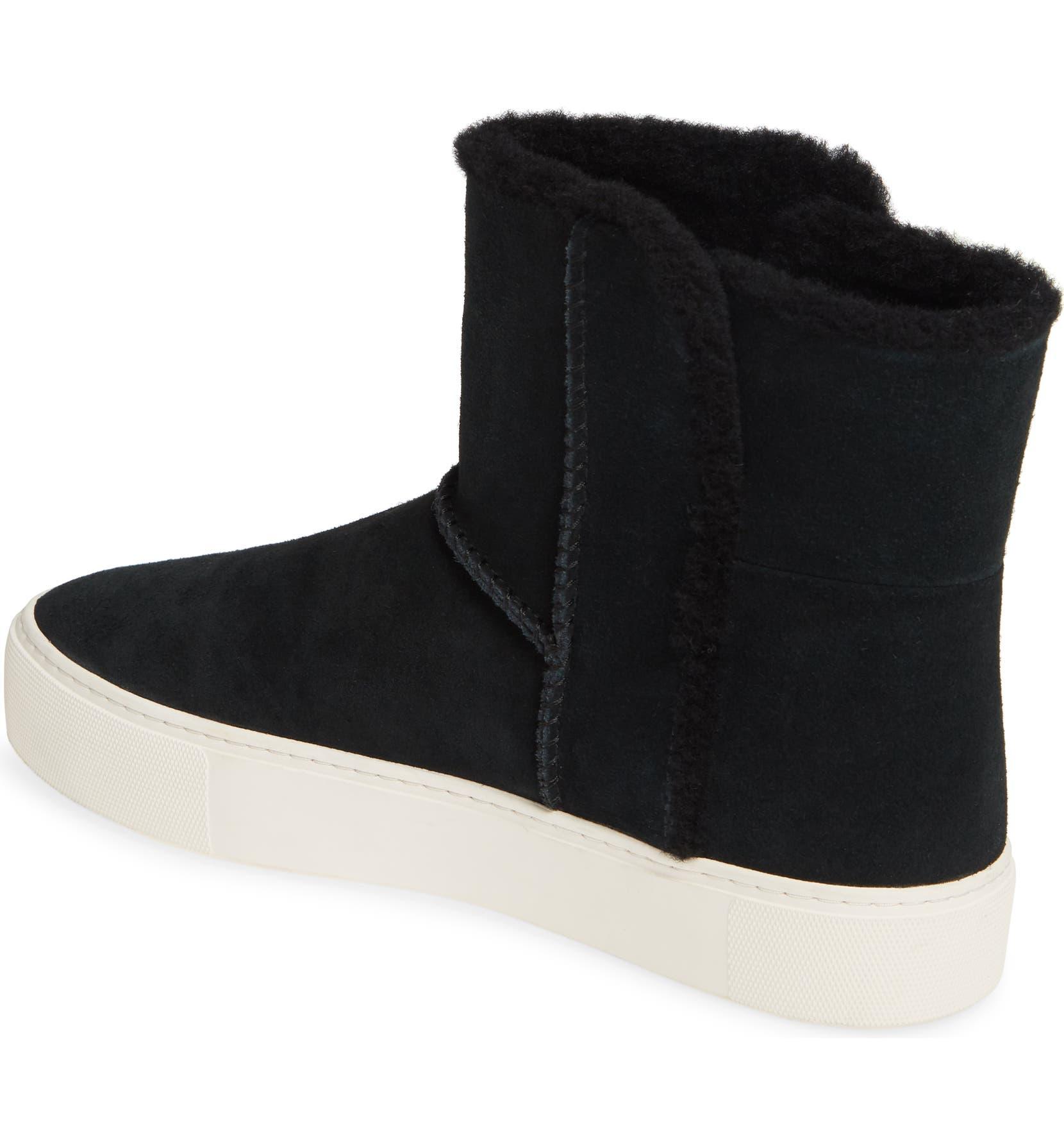 5f788ffc70c Priya Plush Sneaker Boot