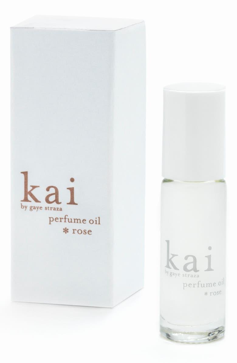 KAI Rose Perfume Oil, Alternate, color, NO COLOR