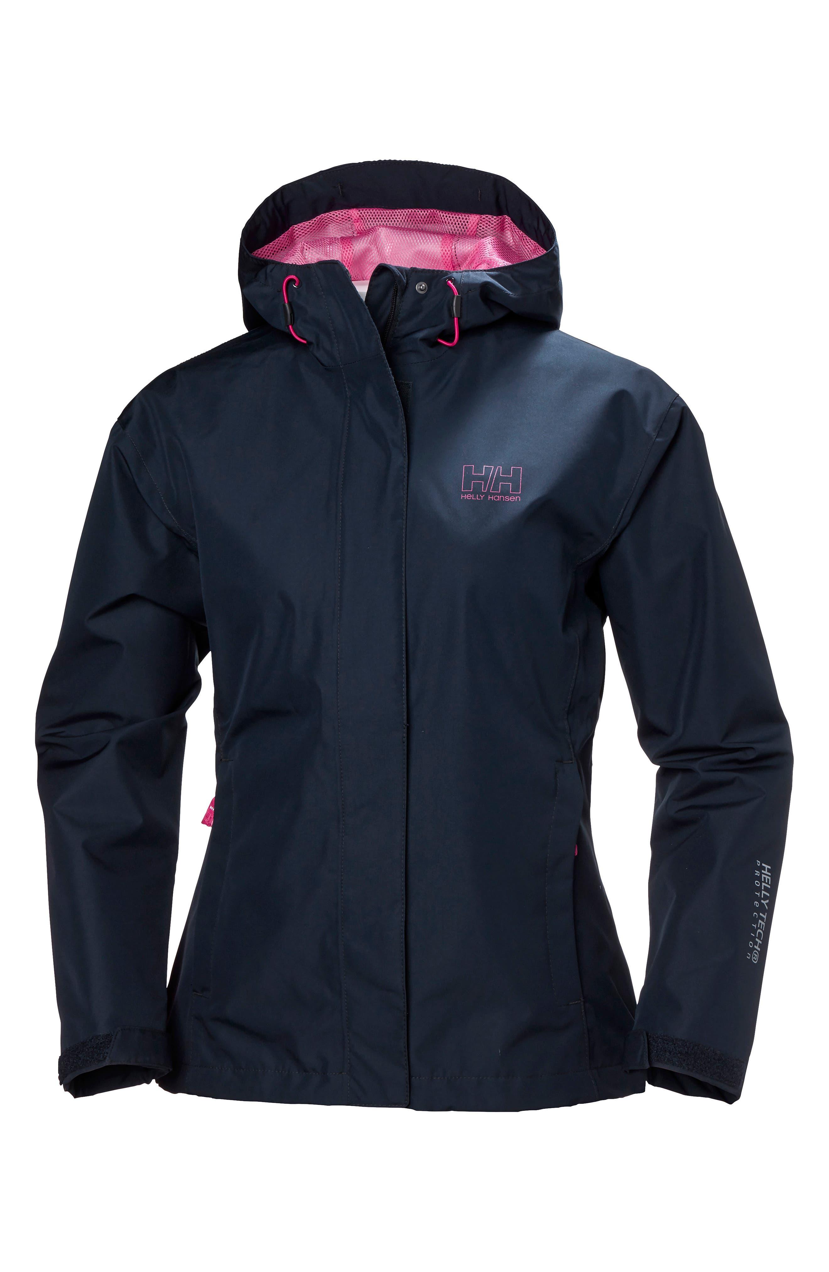 'Seven' Rain Jacket