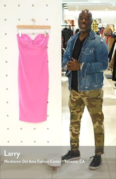 Kayla Strapless Dress, sales video thumbnail