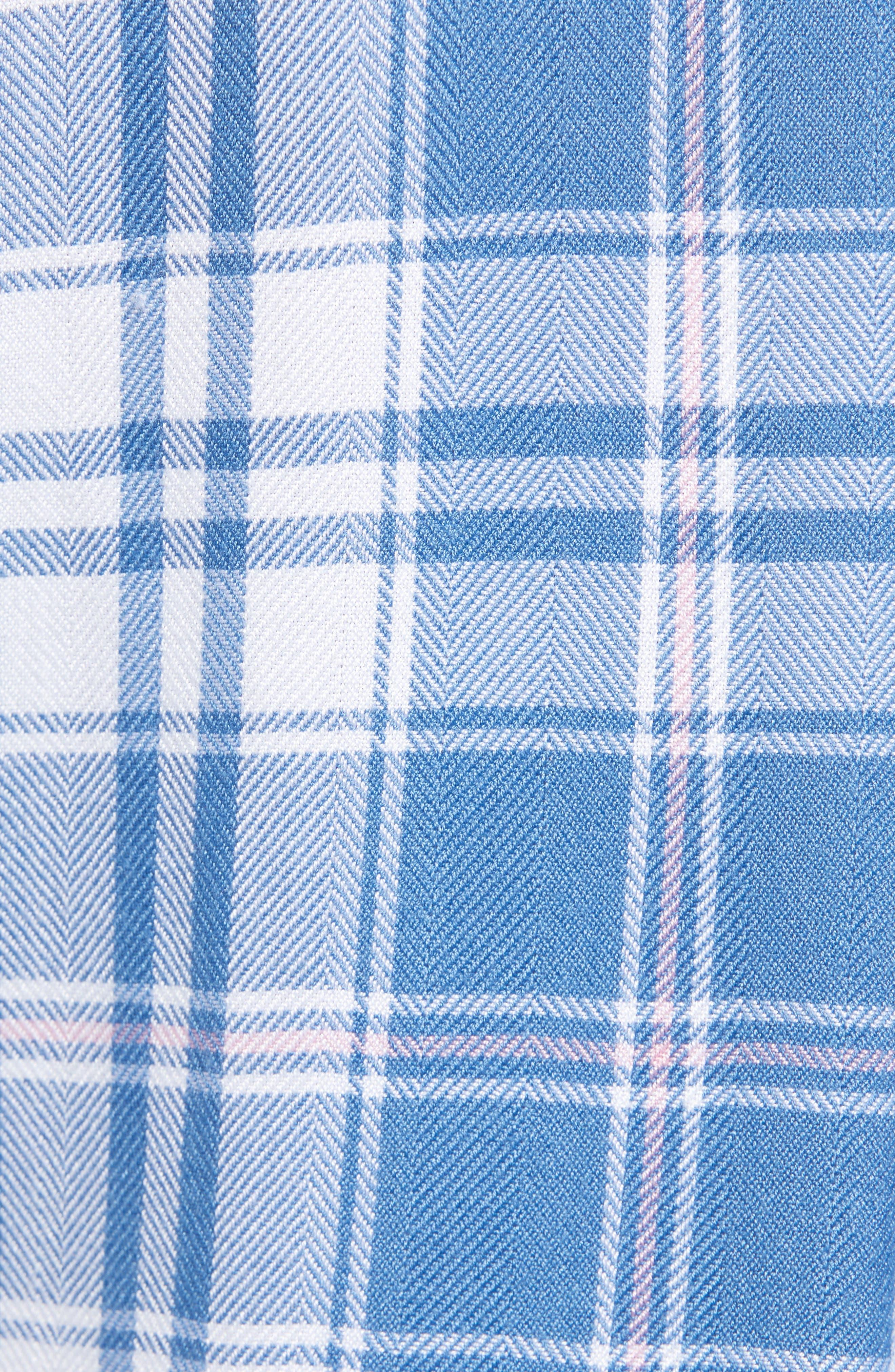,                             Hunter Plaid Shirt,                             Alternate thumbnail 161, color,                             481