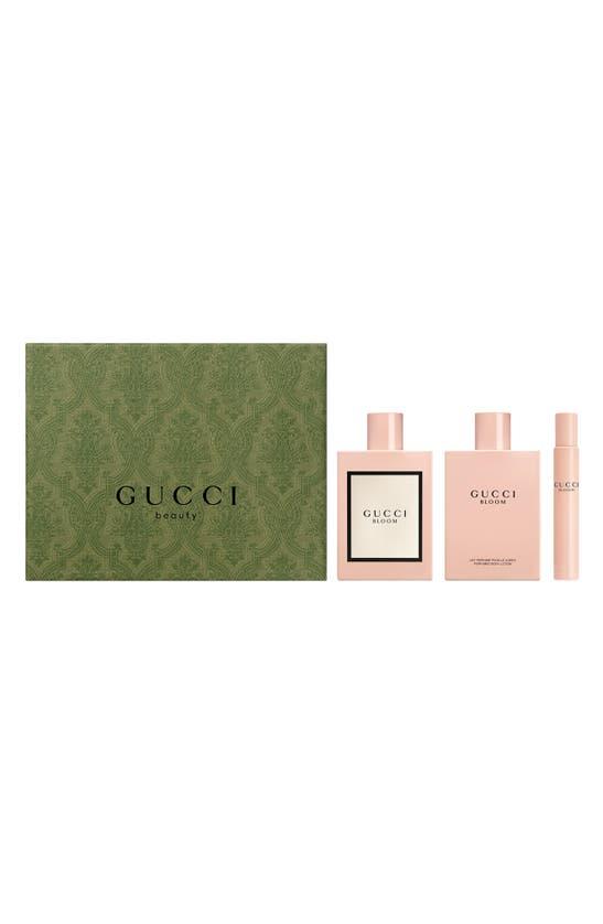 Gucci Beauty sets BLOOM EAU DE PARFUM SET (USD $193 VALUE)