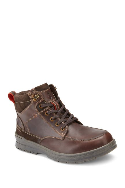 Image of Reserved Footwear Lace-Up Mid Boot