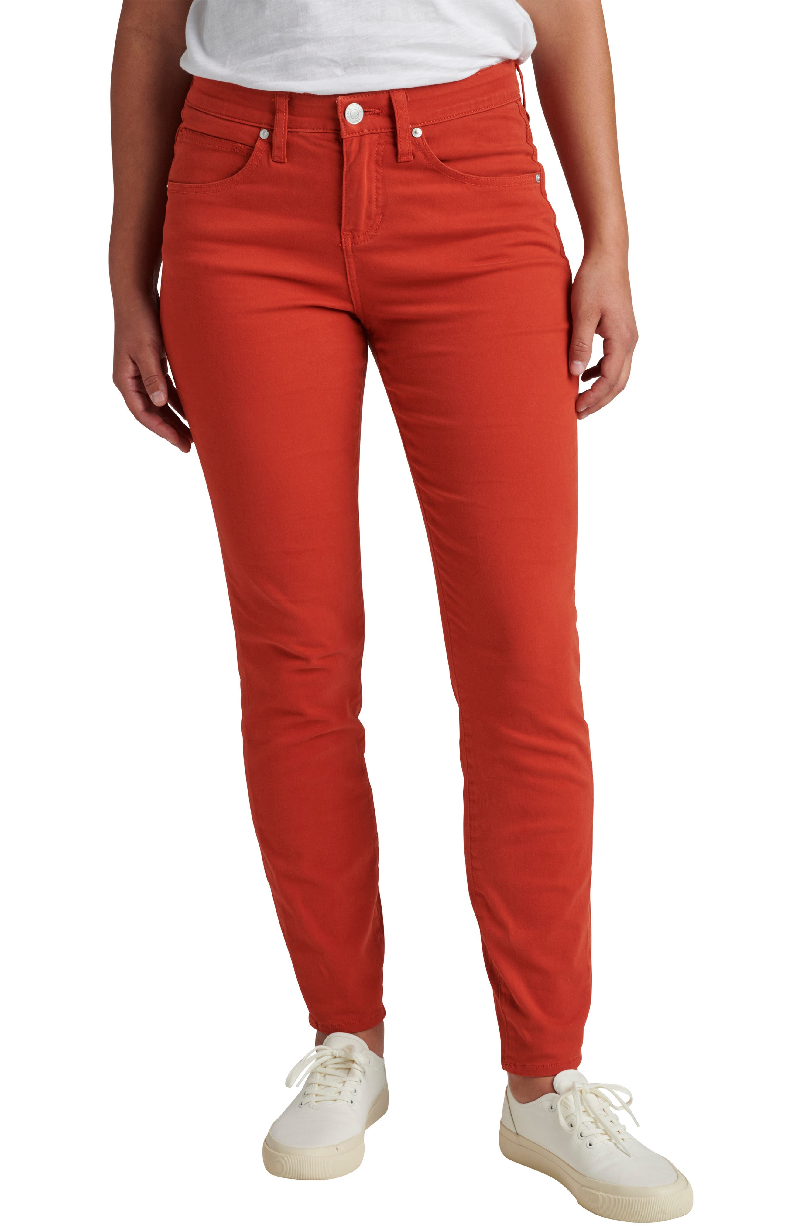 Cecilia Ankle Skinny Jeans