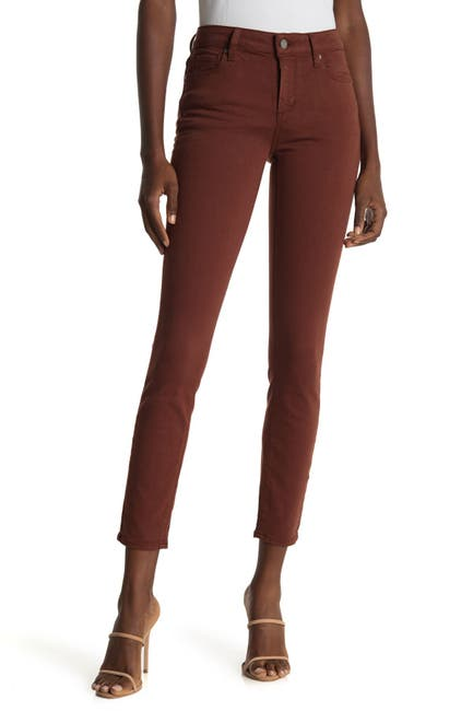 Image of PAIGE Verdugo Ankle Cropped Skinny Jean