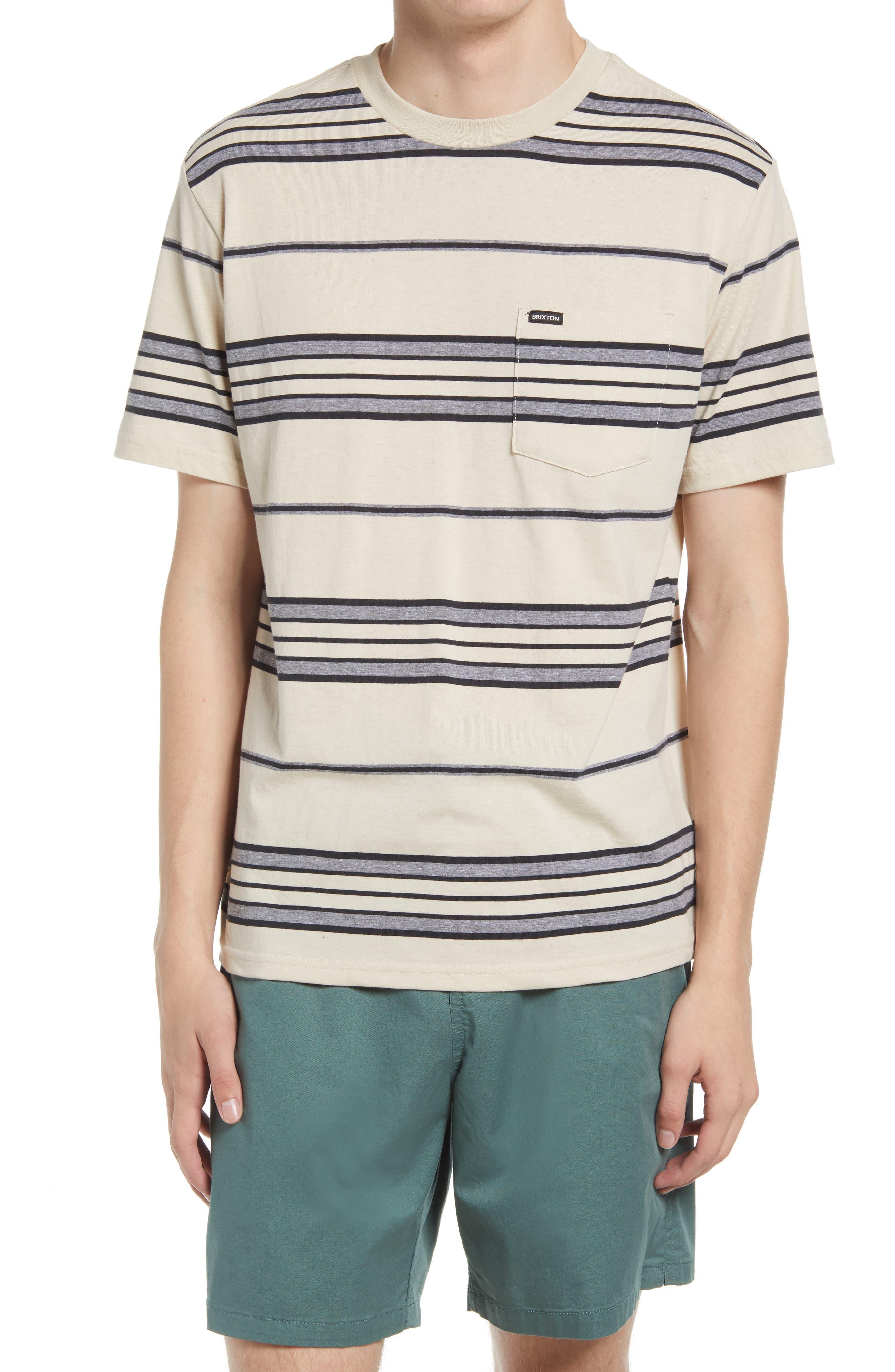 Hilt Stripe Pocket T-Shirt