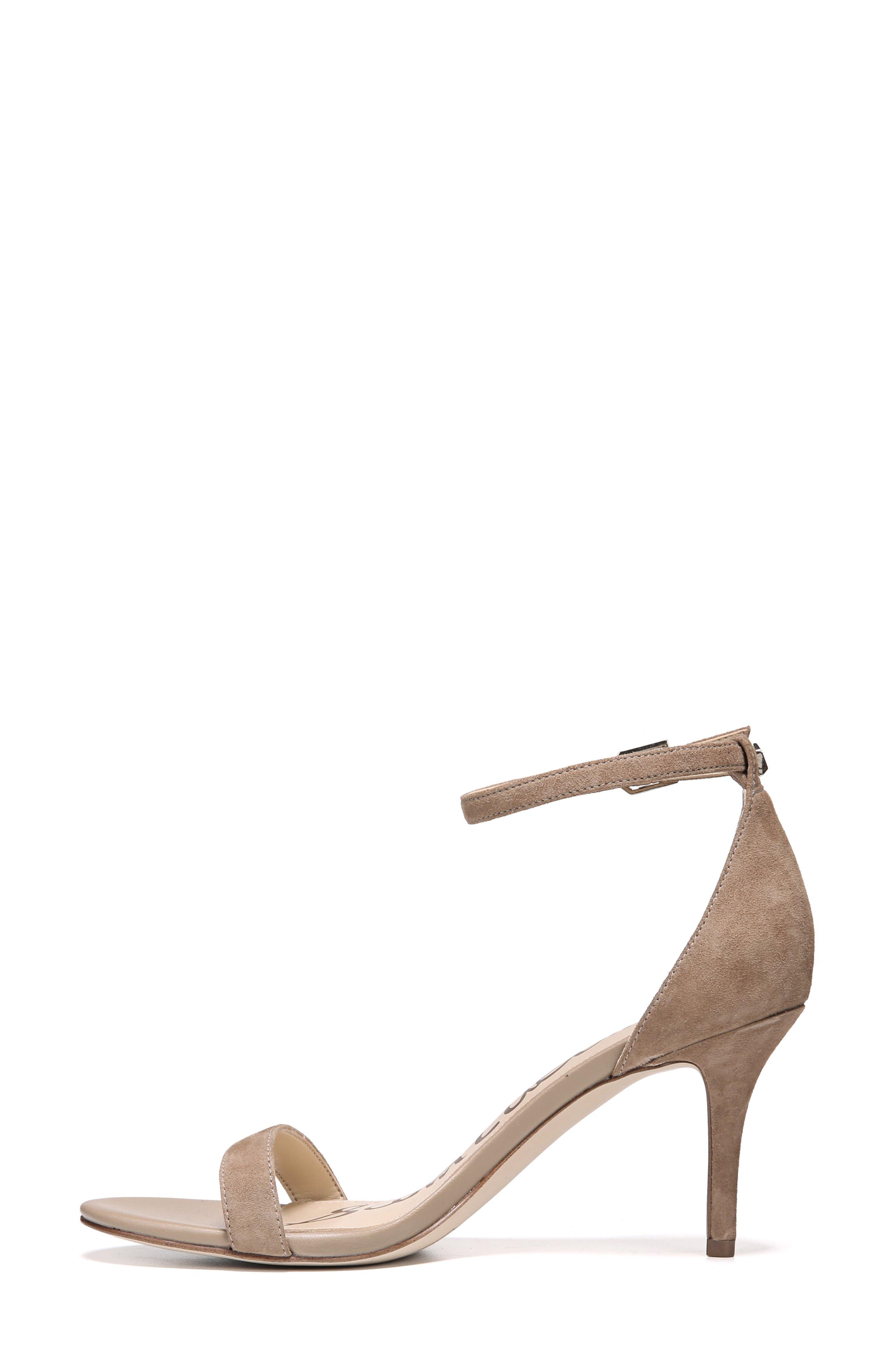 ,                             'Patti' Ankle Strap Sandal,                             Alternate thumbnail 90, color,                             254