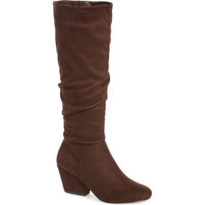 Bella Vita Karen Ii Knee High Slouch Boot, Brown