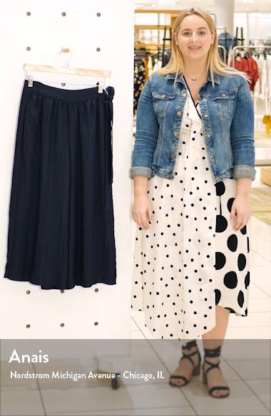 Side Tie Culottes, sales video thumbnail