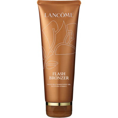 Lancome Flash Bronzer Tinted Self-Tanning Body Gel With Pure Vitamin E