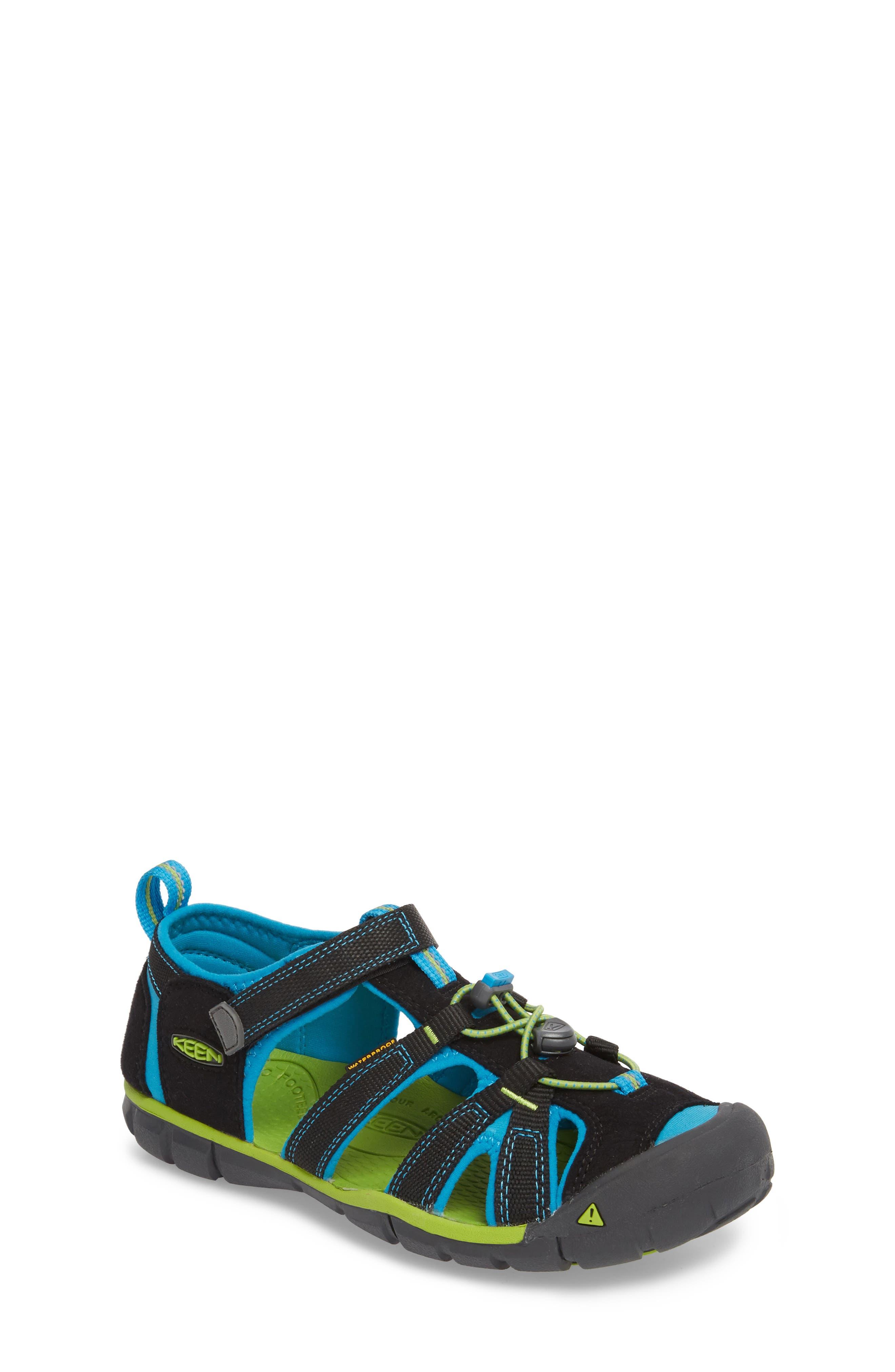 ,                             'Seacamp II' Water Friendly Sandal,                             Main thumbnail 8, color,                             017