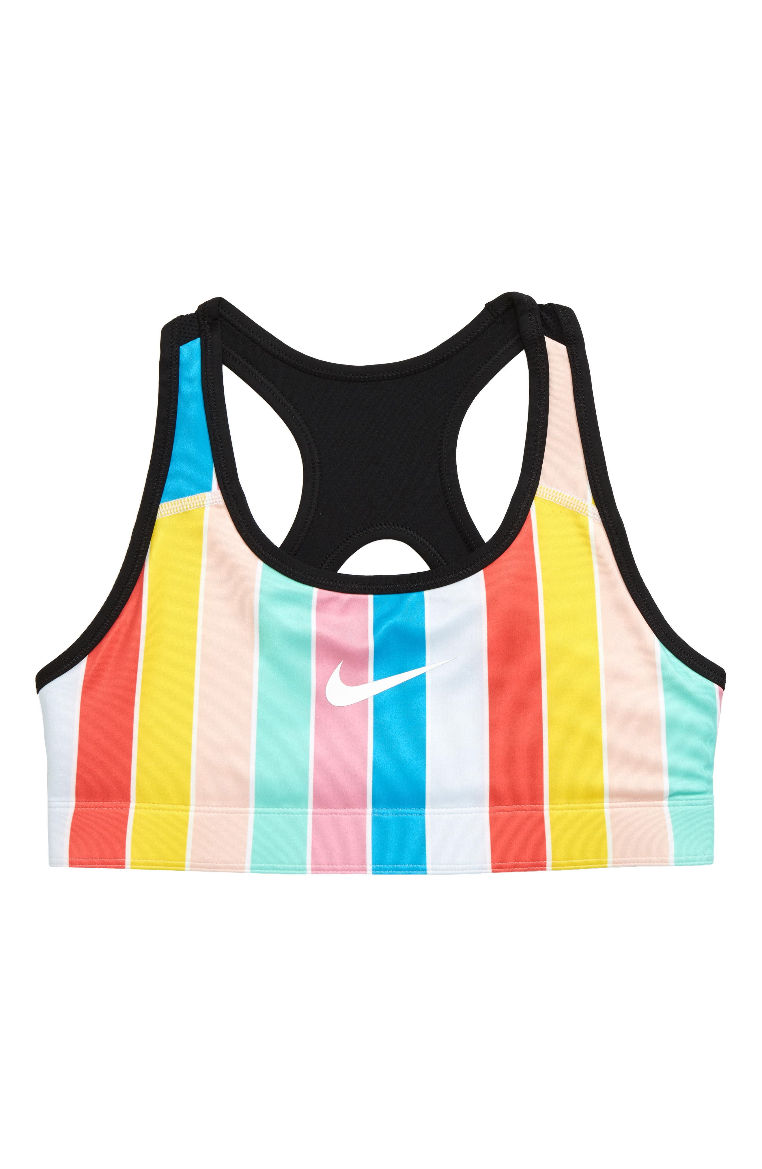 New Nike Girls Dri-Fit Racerback Sports Bra Size Small and Large MSRP $30.00