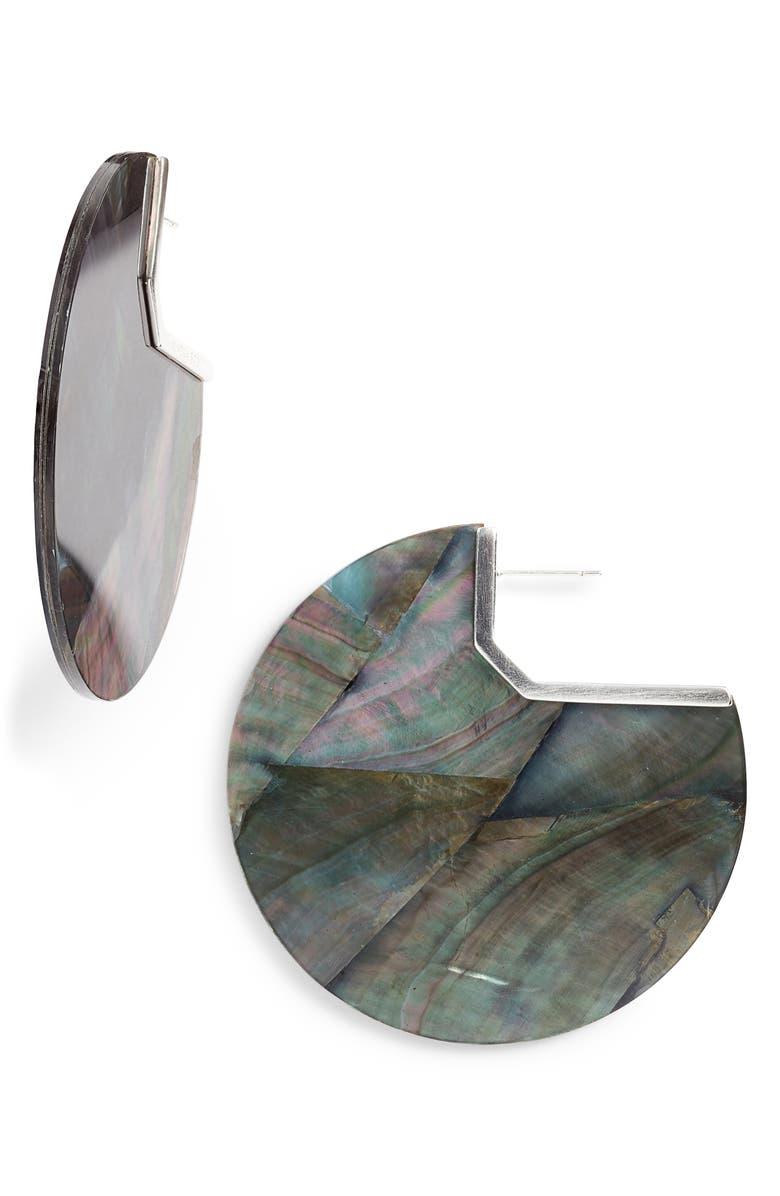 KENDRA SCOTT Kai Earrings, Main, color, 001