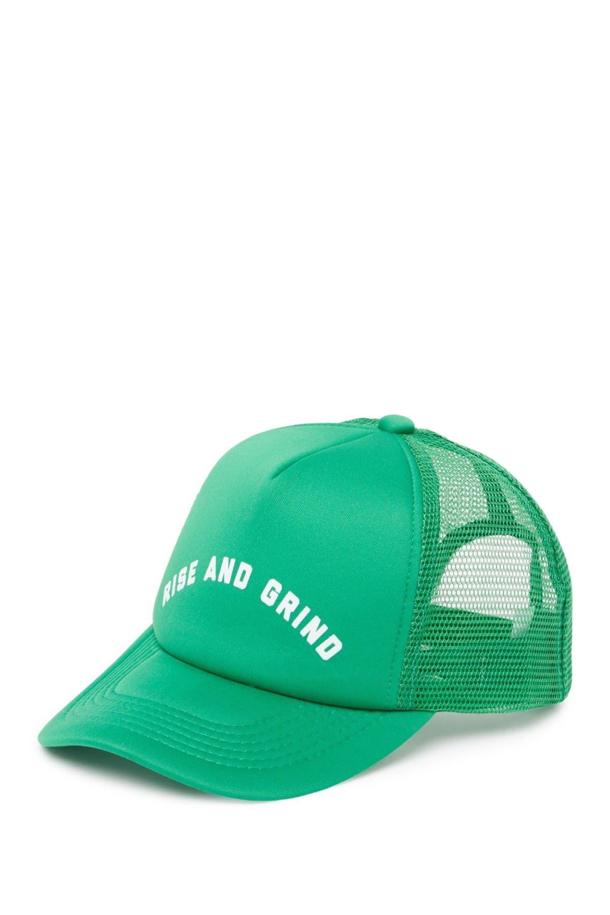 Image of Sub_Urban Riot Rise & Grind Snapback Trucker Hat