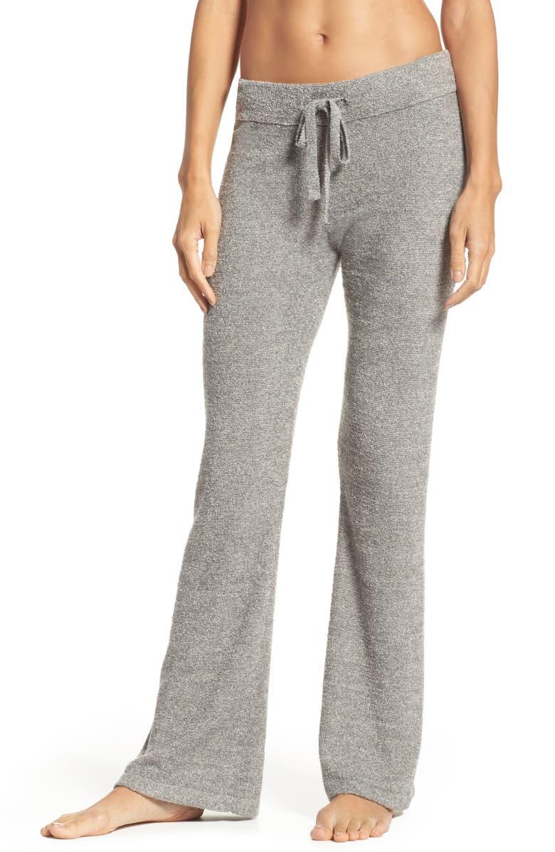 BAREFOOT DREAMS<SUP>®</SUP> Cozychic Lite<sup>®</sup> Lounge Pants, Main, color, GRAPHITE/ STONE HE