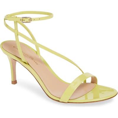 Gianvito Rossi Strappy Sandal - Yellow