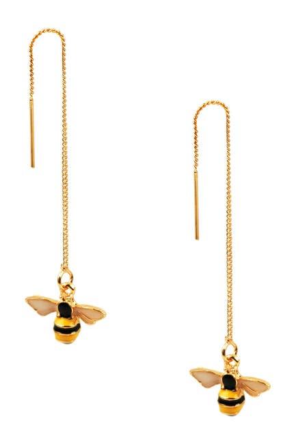 Image of Eye Candy Los Angeles Bee Drop Earrings