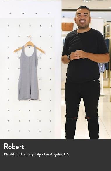 Yoga Luxe Dri-FIT Halter Romper, sales video thumbnail