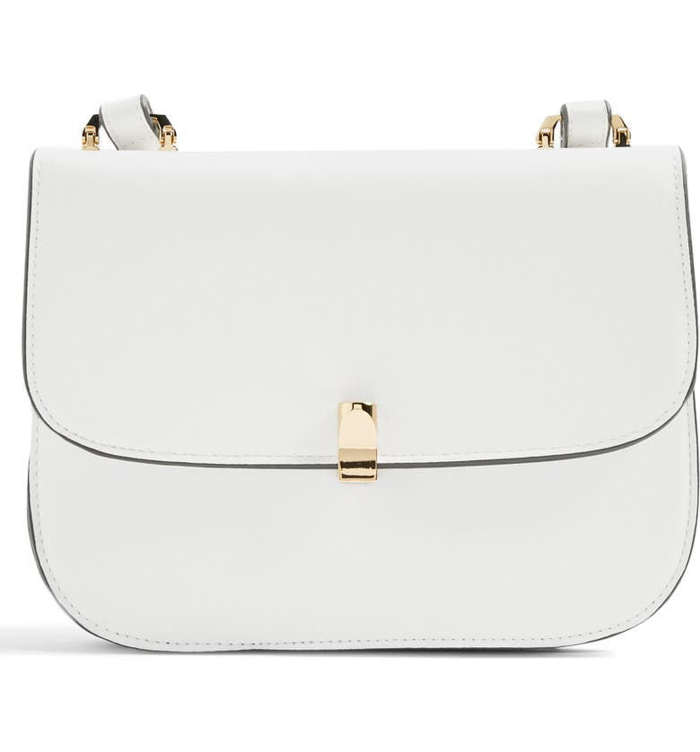 TOPSHOP Ottie Crossbody Bag, Main, color, 100