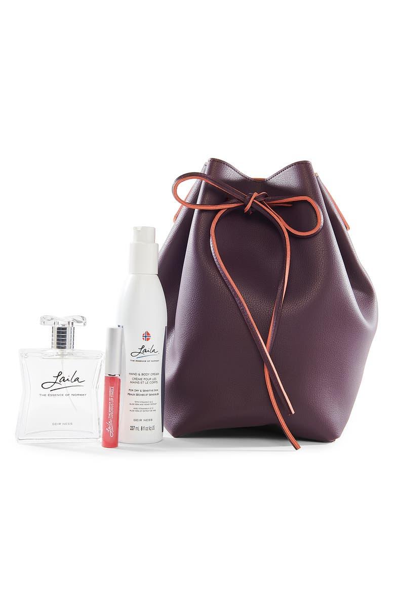 Laila Alta Bucket Bag Fragrance Set Limited Edition