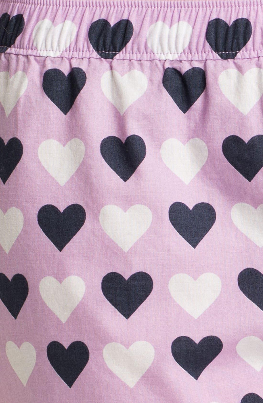 ,                             'Short But Sweet' Lounge Shorts,                             Alternate thumbnail 6, color,                             531