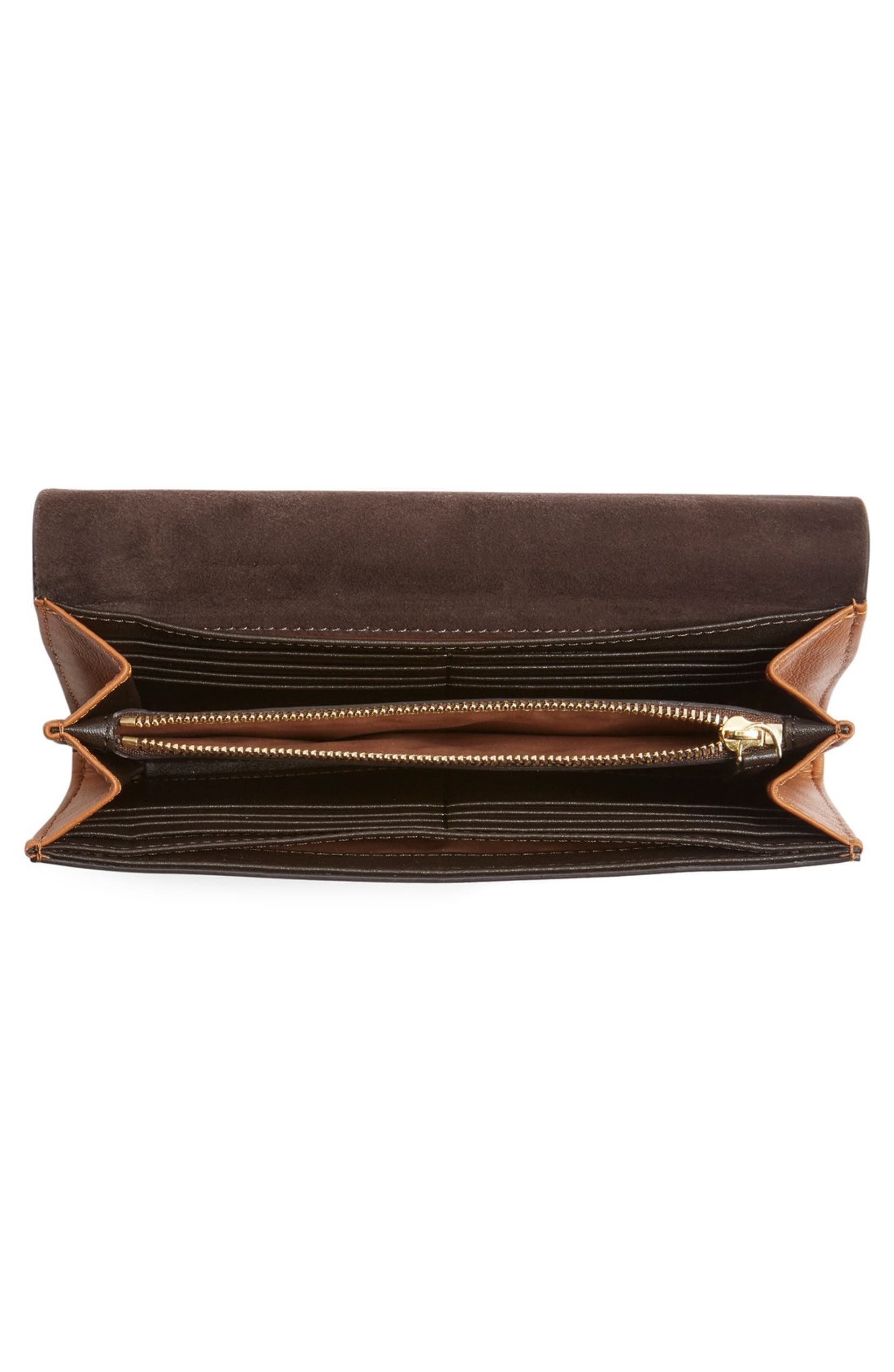 ce3e7f9f1a1d Michael Kors 'Miranda' Leather Continental Wallet | Nordstrom