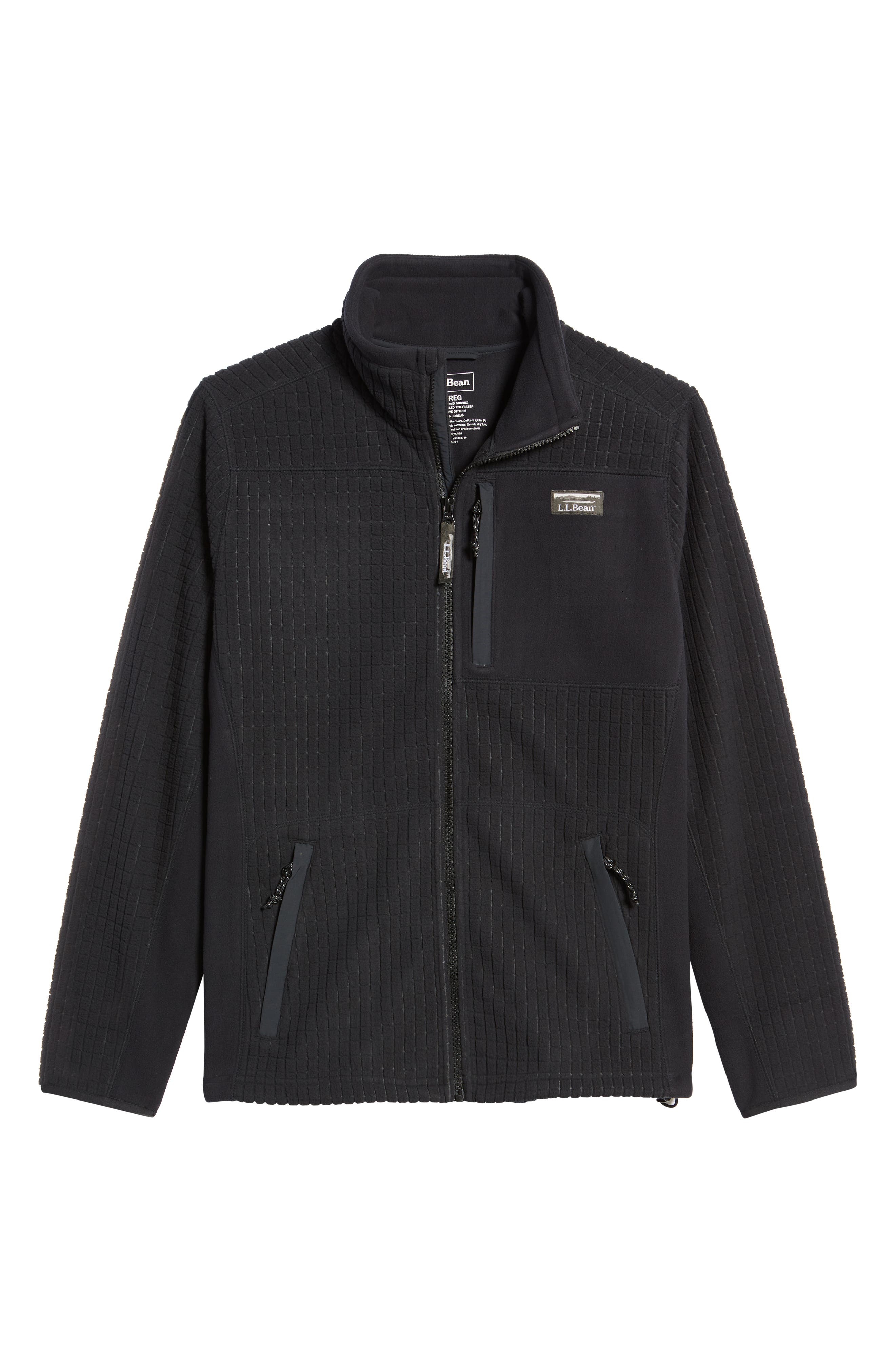 Men's L.l. Bean Men's Mountain Classic Windproof Fleece Jacket
