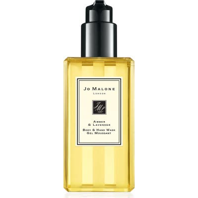 Jo Malone London(TM) Amber & Lavender Body & Hand Wash