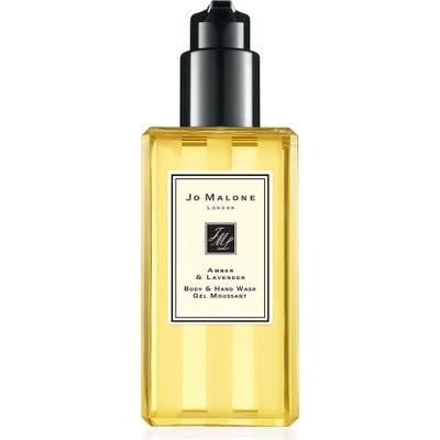 Jo Malone London(TM) Amber & Lavender Body & Hand Wash