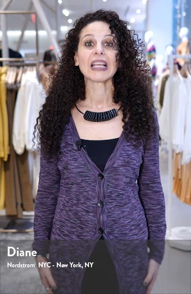 Long Sleeve Sequin Slit Dress, sales video thumbnail