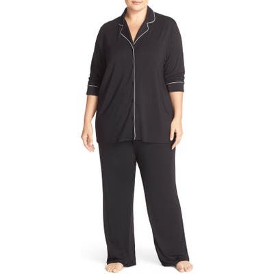 Plus Size Nordstrom Lingerie Moonlight Pajamas