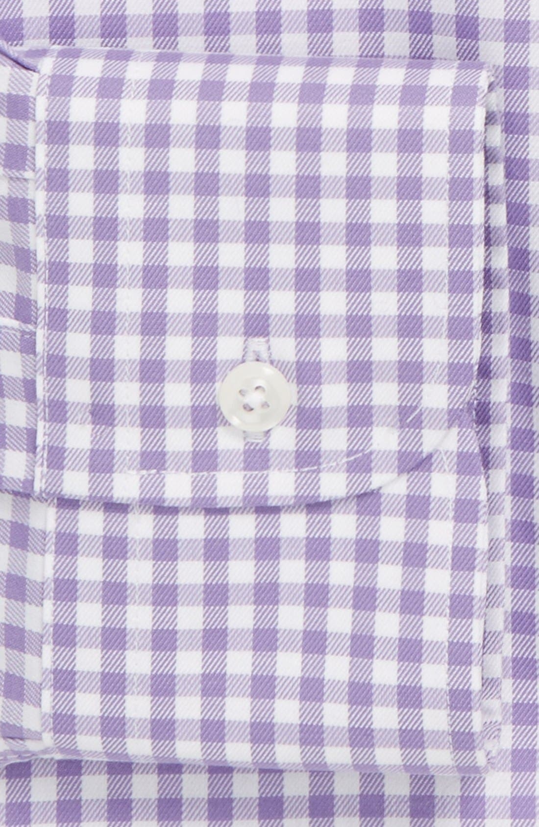 ,                             Traditional Fit Non-Iron Gingham Dress Shirt,                             Alternate thumbnail 22, color,                             500