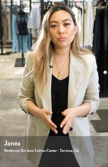 Cold Shoulder Ruffle Detail Shift Dress, sales video thumbnail