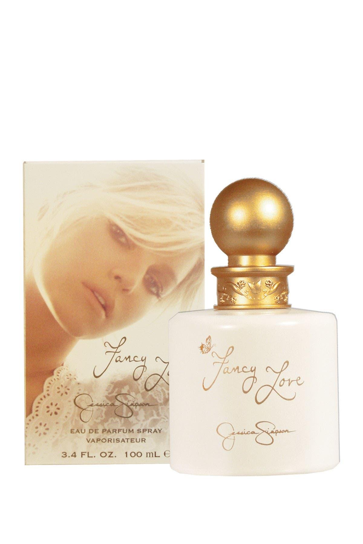 Image of Jessica Simpson Women's Jessica Simpson Fancy Love Eau de Parfum Spray - 3.4 fl. oz.