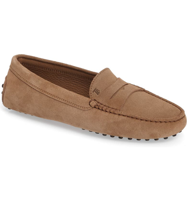 TOD'S 'Gommini' Moccasin, Main, color, 200