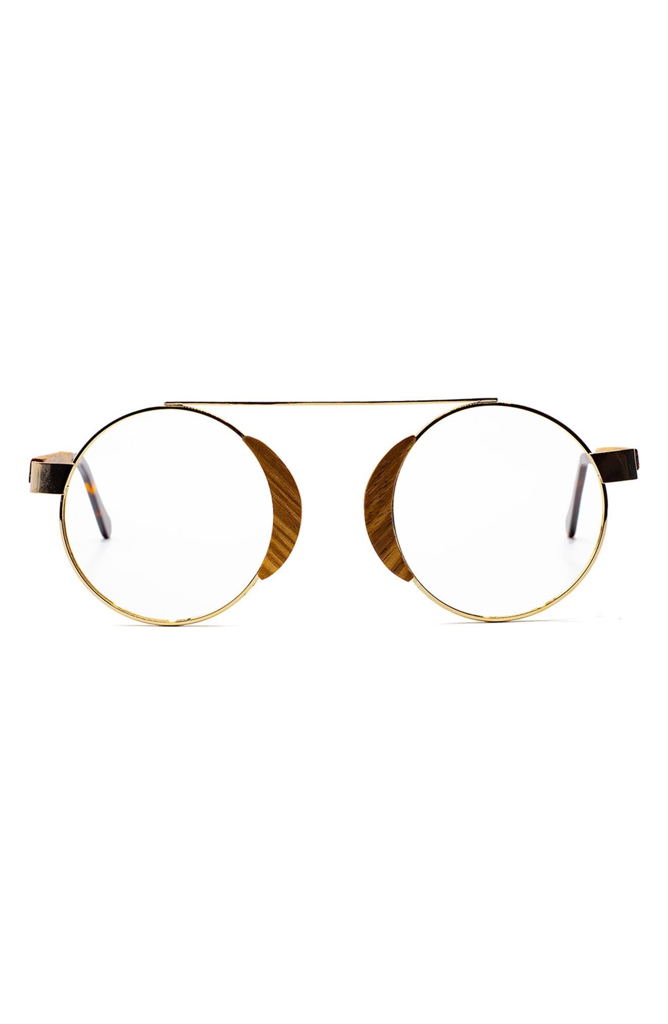 Aristotle 46mm Round Optical Glasses