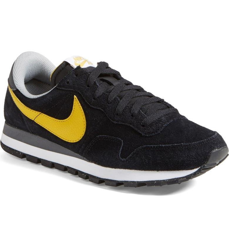 Hohe Qualität Nike Air Pegasus 83 LTR Schuhe Orange Weiß