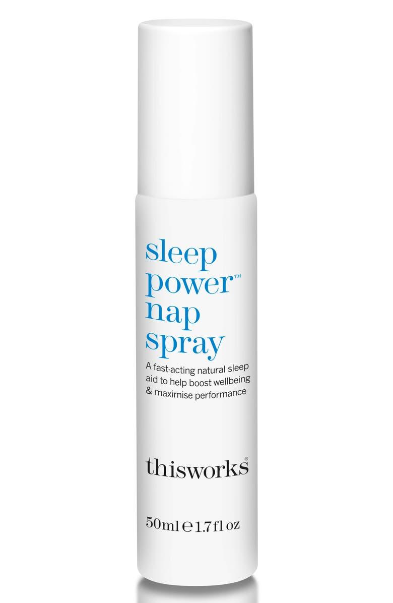 THISWORKS<SUP>®</SUP> Sleep Power Nap Spray, Main, color, NO COLOR